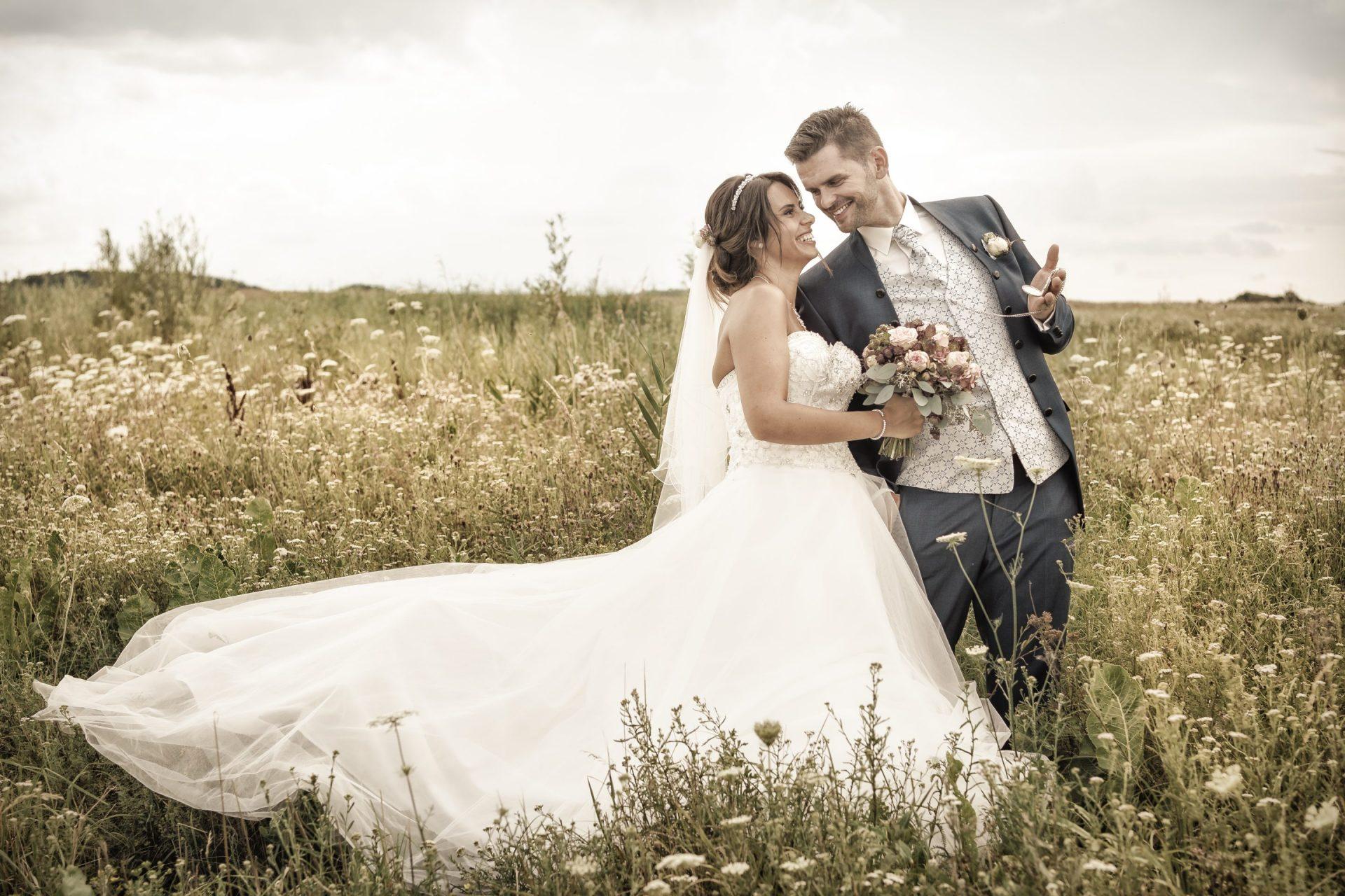 Hochzeit von Jacky und Christof