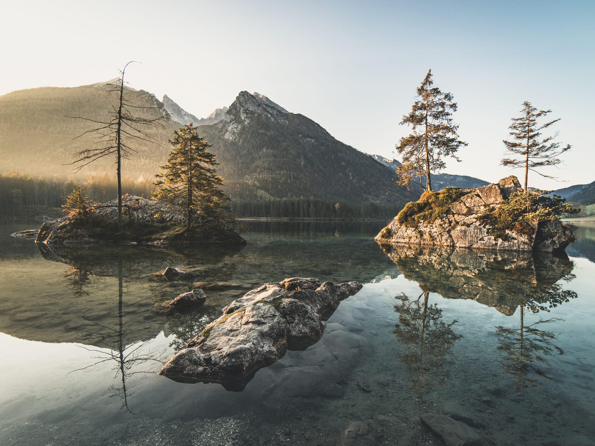 Königssee und Hintersee